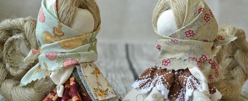Кукла-оберег Доля