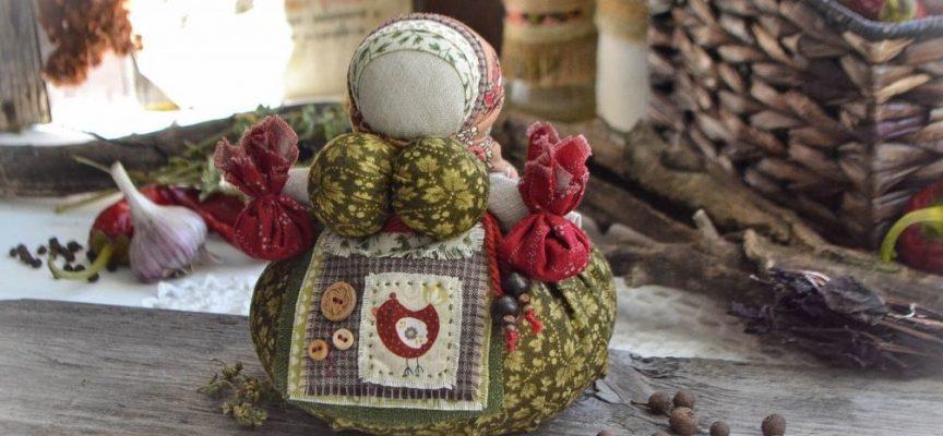 Кубышка Травница - берегиня для вашего дома