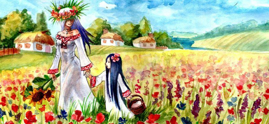 Благословение женского рода в волшебном ритуале 9 июля