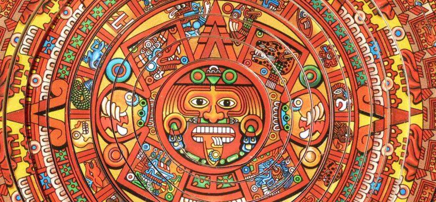 Покровители чисел у майя