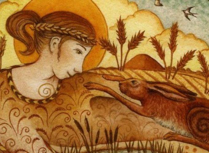 Празднуем урожай в Волшебном ритуала Ламмаса