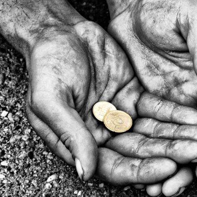 Кармическая программа на бедность (ослабление)