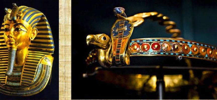 Культ змеи в Египте