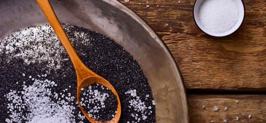 Соль и порча