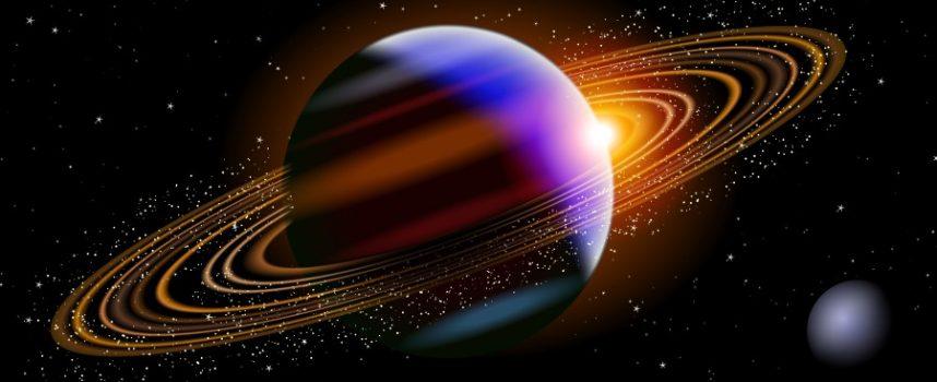 Растения Сатурна