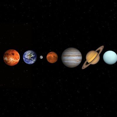 Духовные принципы планет