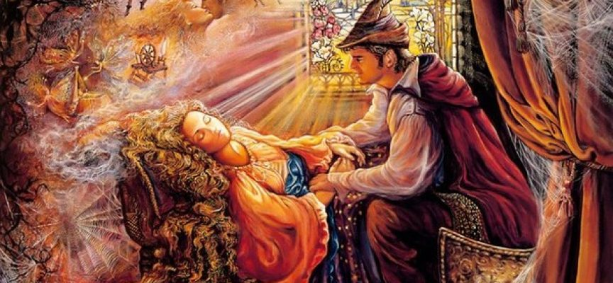Пробудиться от сна вместе с «Мёртвой царевной»