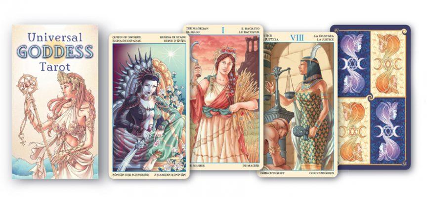 Таро «Союз Богинь»