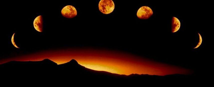 Полнолуние, Лунное затмение и начало Туннеля: прогноз на 31 января