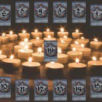 Расклад на Имболк «19 огней»