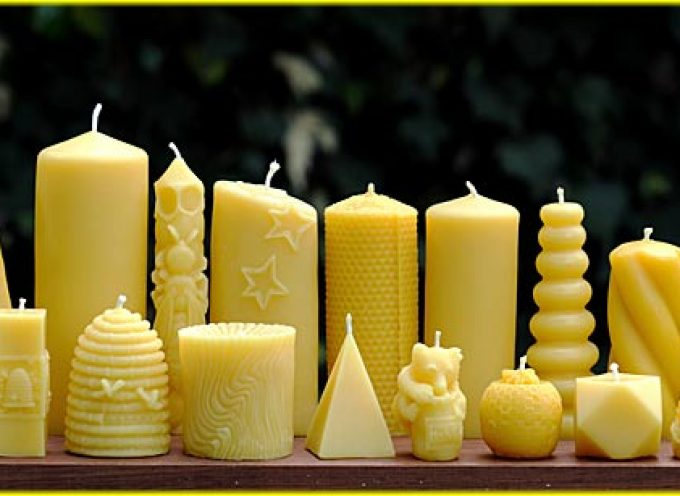 Ведьмины свечи: аутентично и (или) практично?