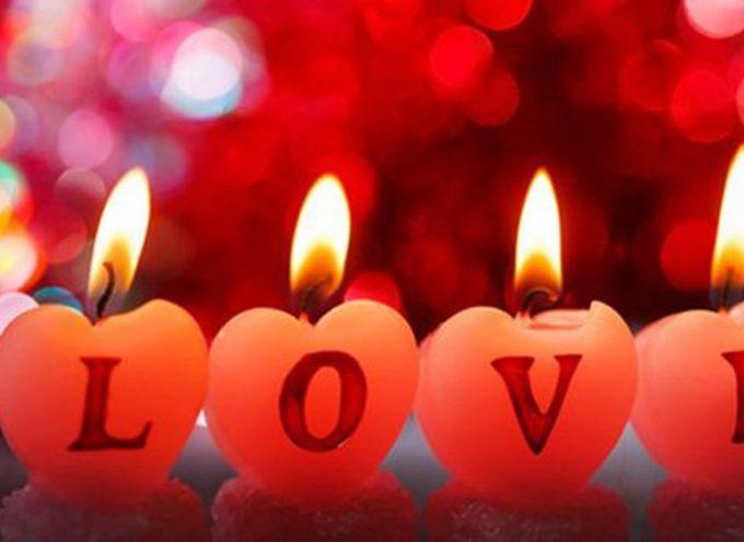 В преддверии Дня всех влюбленных