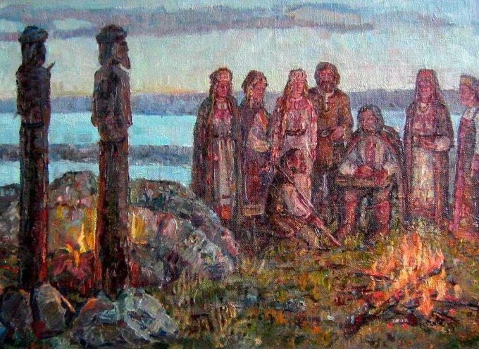 Традиции почитания Предков у разных народов