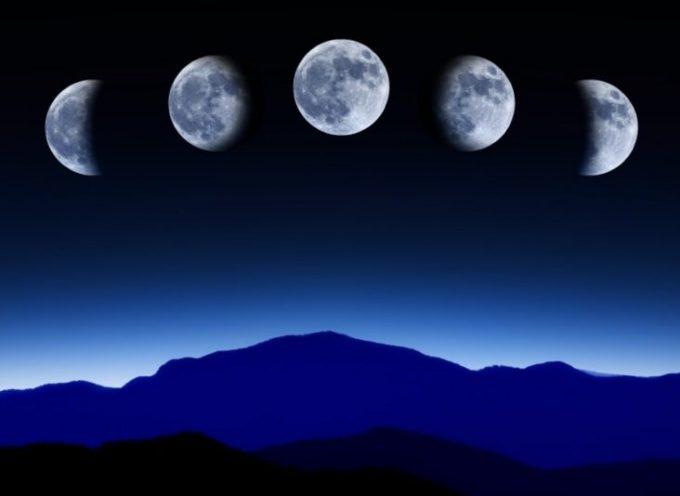 Луна без курса март 2018