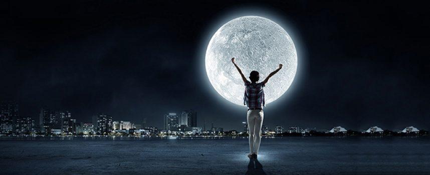 АКЦИЯ! Волшебный ритуал Полнолуния 31 марта «Лунная батарейка»