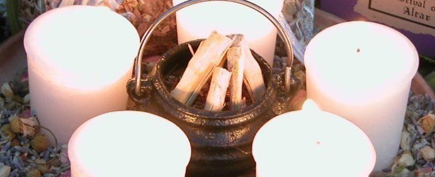 Волшебный ритуал Новолуния «Лунное очищение» 13 марта