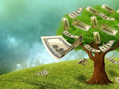 Волшебный ритуал Новолуния 12 апреля «Денежное дерево»