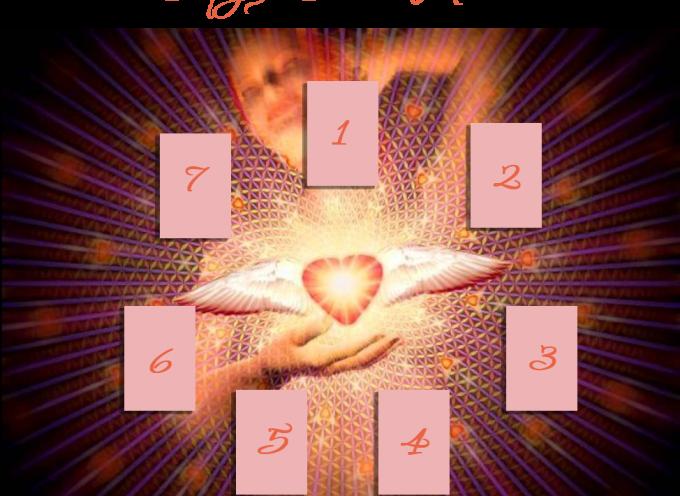 Расклад «Сердце Семи Мечей»