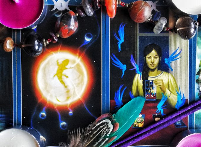 Акция к Дню Таро: диагностика магических сил и способностей за полцены
