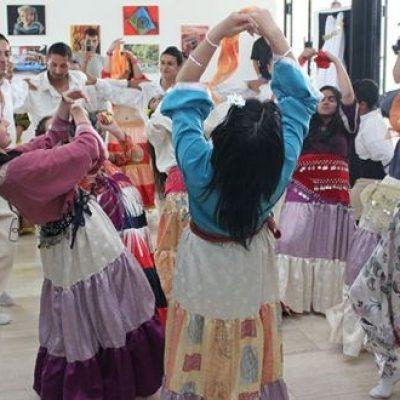 Цыганский праздник пробуждения жизни и почитания умерших