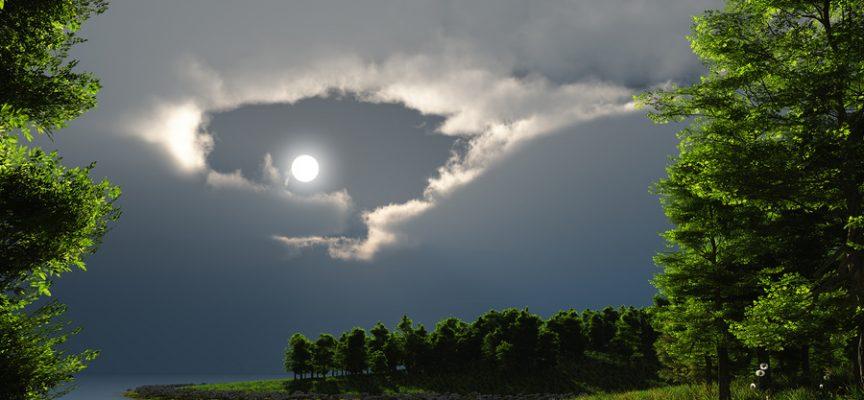 Луна без курса август 2018