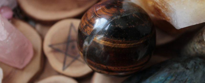 6 блок «Амулетная магия. Камни и минералы» с 30 ноября
