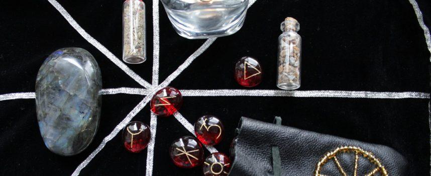 Курс «Амулетная магия» с 26 октября
