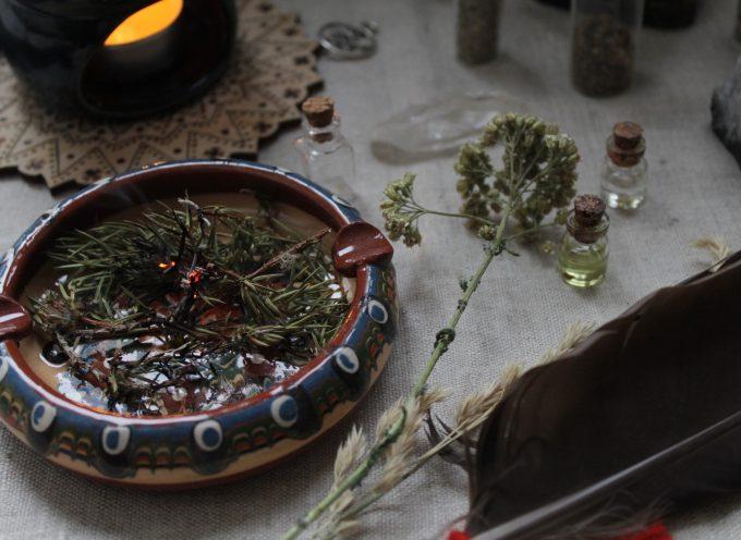 2 блок «Амулетная магия. Растительные амулеты. Магические мешочки и ведьмины бутыли» с 12 марта