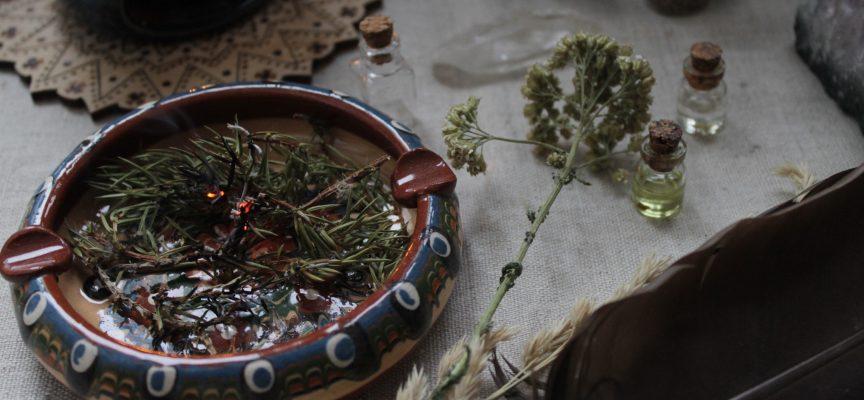 2 блок «Амулетная магия. Растительные амулеты. Магические мешочки и ведьмины бутыли» с 2 ноября