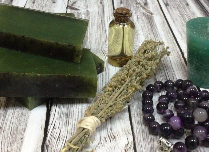 Рецепт мыла для усиления магических сил