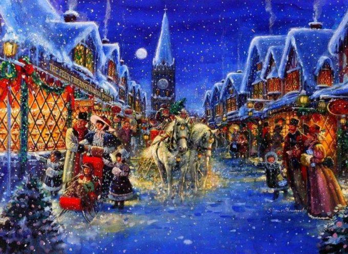 Предновогоднее время: прогноз на выходные 29-31 декабря