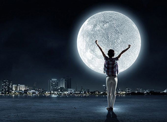 Волшебный ритуал Полнолуния 19 мая «Лунная батарейка»
