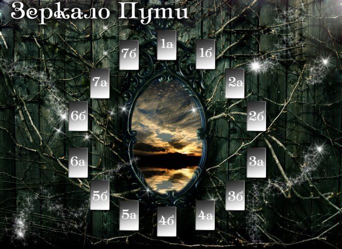 Расклад «Зеркало Пути»