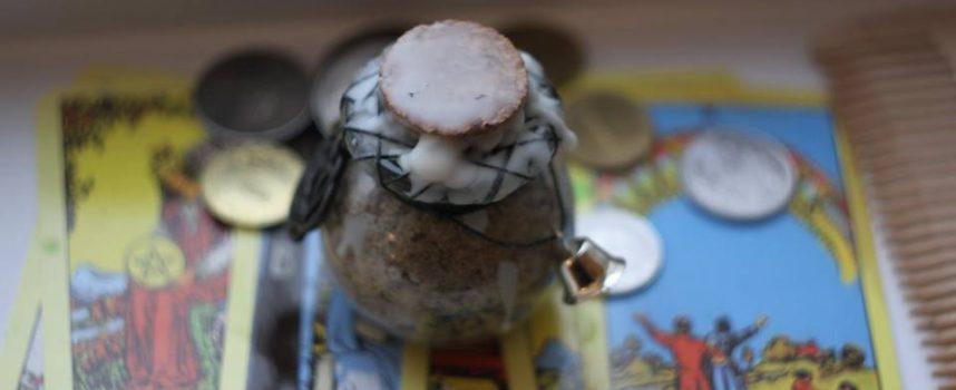 Ведьмины бутылочки от Элис Гринберг