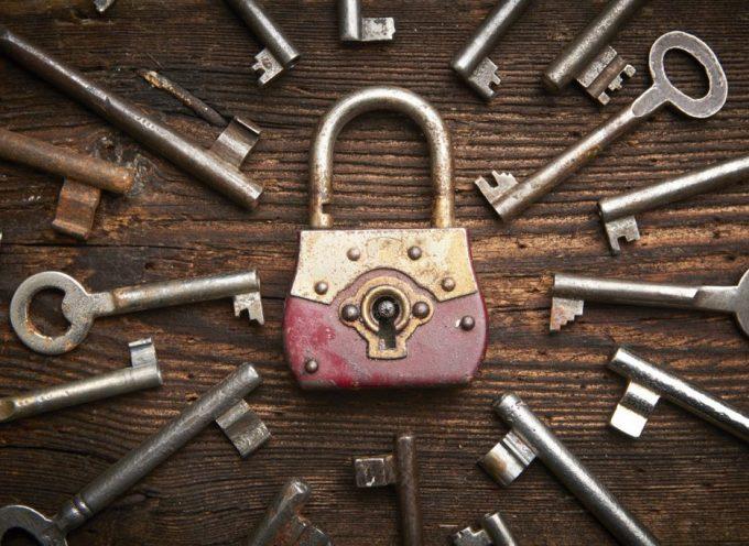Ключи и замки в магии и религиозных обрядах