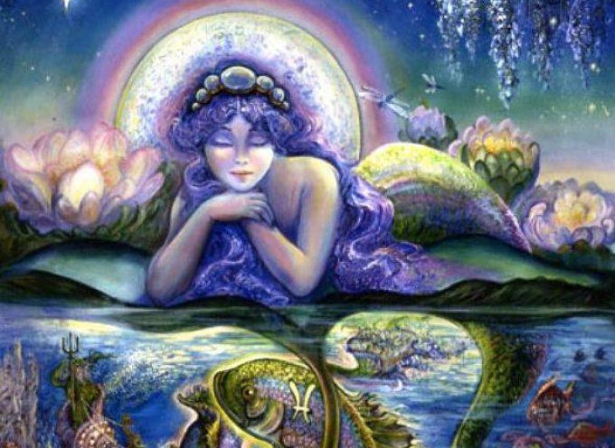 Венера в Рыбах: романтика и творчество