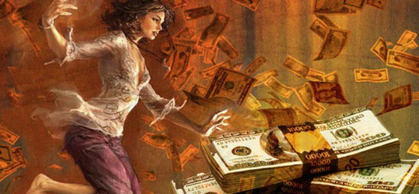 Волшебный ритуал Новолуния 5 апреля «Карьерный рост и финансы»