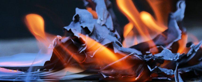 Сжигание негативных программ