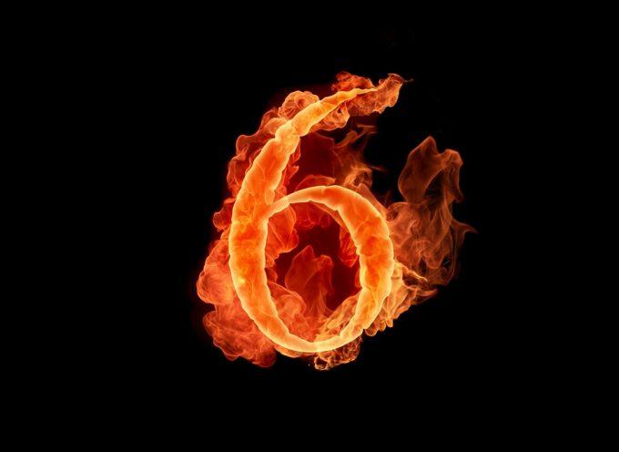 Цифра 6 в нумерологии — символ баланса и гармонии