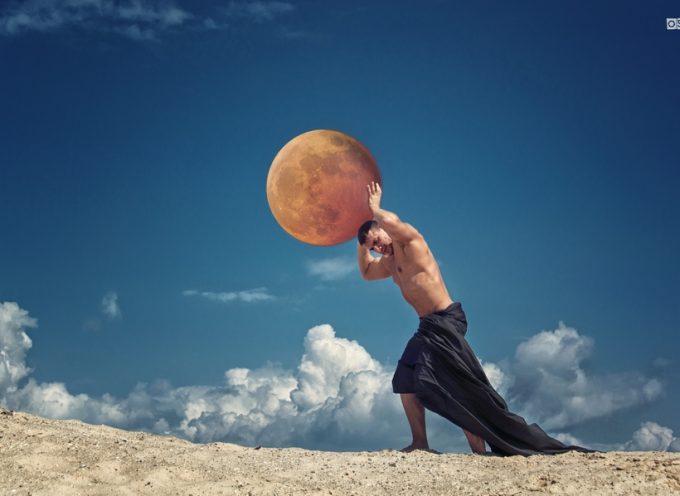 Холостая луна