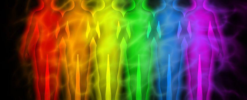 Определение основных цветов ауры