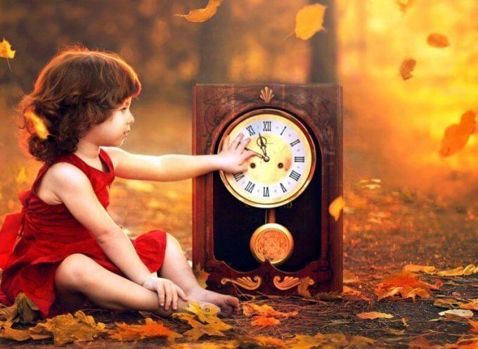 Неподвижное время: прогноз на 25 сентября