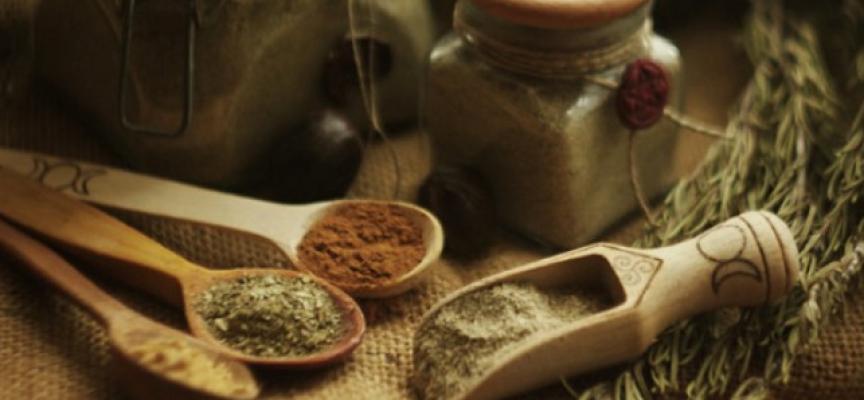 Ритуал для усиления действия трав при исцелении