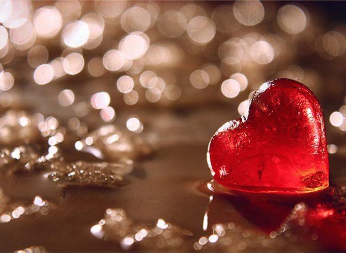 В сердце тает лёд