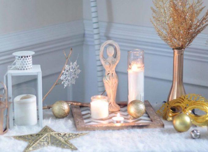 Ритуалы Имболка