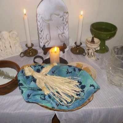 Ритуал высвобождения жизненной силы «Богиня Невеста»