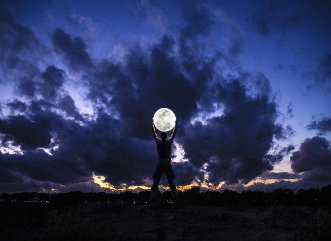 Луна без курса март 2020