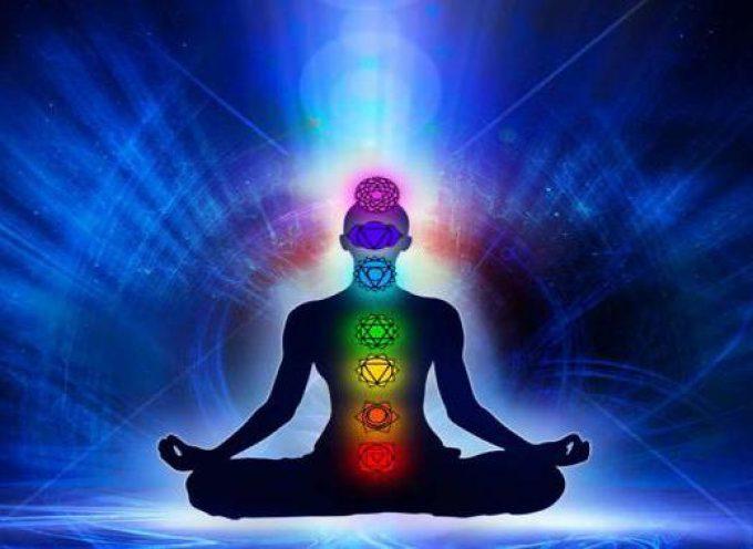 Упражнение «Настройка чакр»