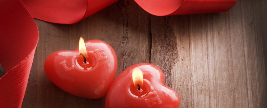 Любовный ритуал со свечами