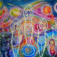 Волшебный ритуал Новолуния 6 октября «Сила Рода»